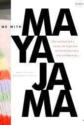 Maya Jama - Cosmopolitan UK September 2020 Issue