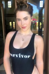 McKayla Maroney - Social Media Photos 08/04/2020