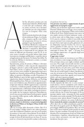 Melissa Satta - Grazia Italy 08/13/2020 Issue