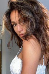 Michelle Keegan - Social Media Photos 08/07/2020