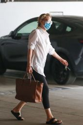 Michelle Pfeiffer - Going to a Meeting in Santa Monica 08/17/2020