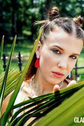 Millie Bobby Brown - Glamour UK August 2020