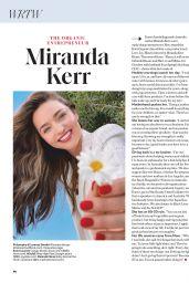 Miranda Kerr - Shape USA September 2020 Issue