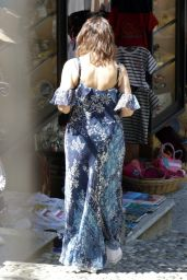 Monica Bellucci - Shopping in Bellagio 07/27/2020