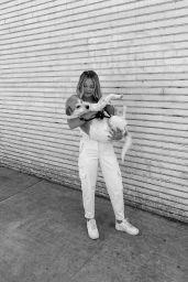Olivia Holt - Social Media Photos 08/26/2020