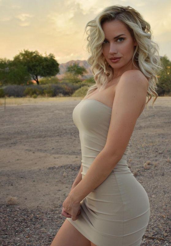 Paige Spiranac - Social Media Photos and Videos 08/04/2020