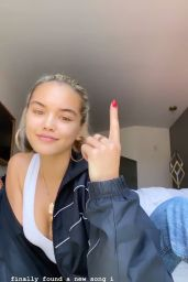 Paris Berelc – Social Media Photos 08/17/2020