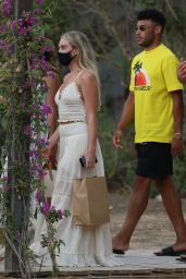 Perrie Edwards in Ibiza 08/03/2020