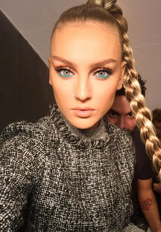 Perrie Edwards - Social Media Photos 08/18/2020