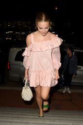 Pixie Lott Night Out Style - Back At Her Hotel in Manchester 08/21/2020