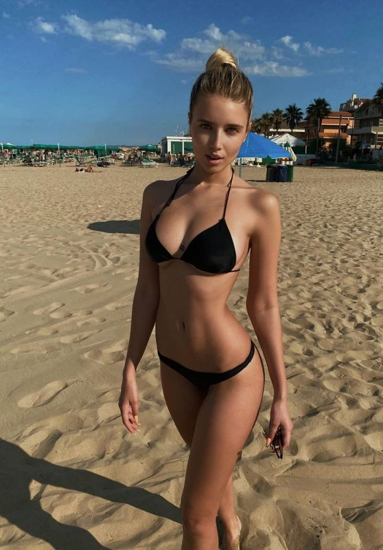 Polina Malinovskaya - Social Media Photos 08/21/2020