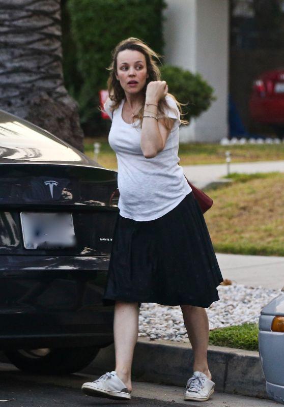 Rachel McAdams - Visit a Friend in LA 08/20/2020