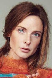 Rebecca Ferguson - The Observer 2019