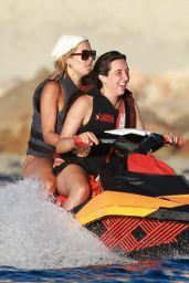 Rita Ora in a Bikini on Vacation in Ibiza 08/06/2020