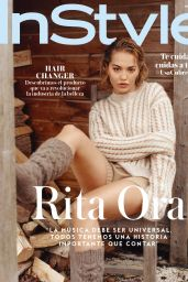 Rita Ora - Instyle Mexico August 2020 Cover and Photos