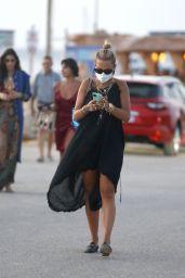 Rita Ora - Out in Ibiza 08/10/2020