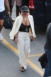 Rita Ora Street Style - Capri 08/29/2020