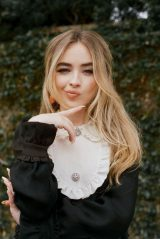 Sabrina Carpenter - Cosmopolitan Magazine August 2020