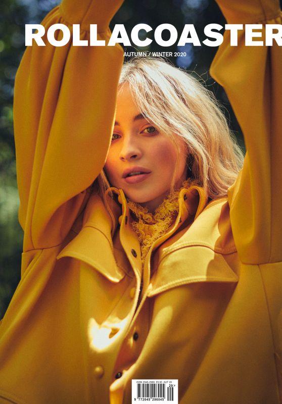 Sabrina Carpenter - Rollacoaster Magazine August/Winter Issue 2020