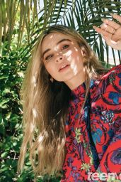 Sabrina Carpenter - Sarah Carpenter Photoshoot for Teen Vogue August 2020