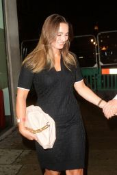 Sam Faiers Night Out - Tape Night Club in London 08/15/2020