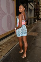 Samira Mighty - Oh Polly Party in Mayfair 08/13/2020