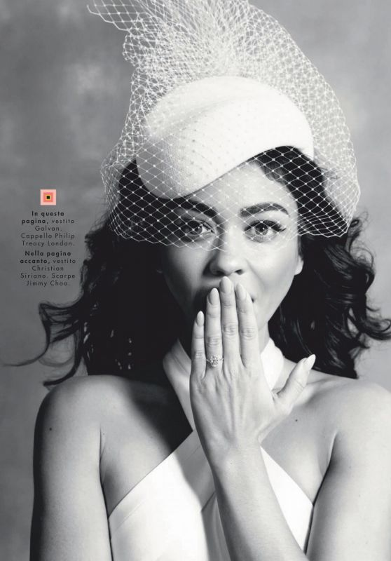 Sarah Hyland - Cosmopolitan Italy August 2020 Issue