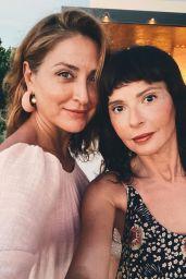 Sasha Alexander - Social Media Photos 08/01/2020
