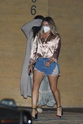 Selena Gomez - Dinner Party at Nobu in Malibu 08/12/2020