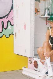 "Selena Gomez Outfit – ""Ice Cream"" Music Video (II)"