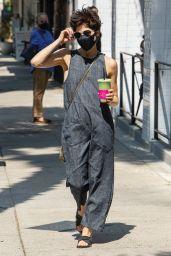 Selma Blair - Out in Los Angeles 08/27/2020