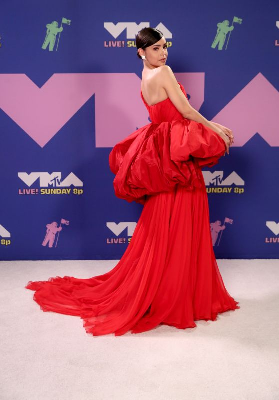 Sofia Carson – 2020 MTV Video Music Awards