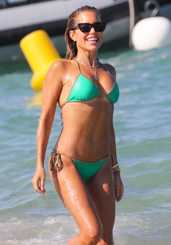 Sylvie Meis in a Bikini in Saint-Tropez 08/05/2020