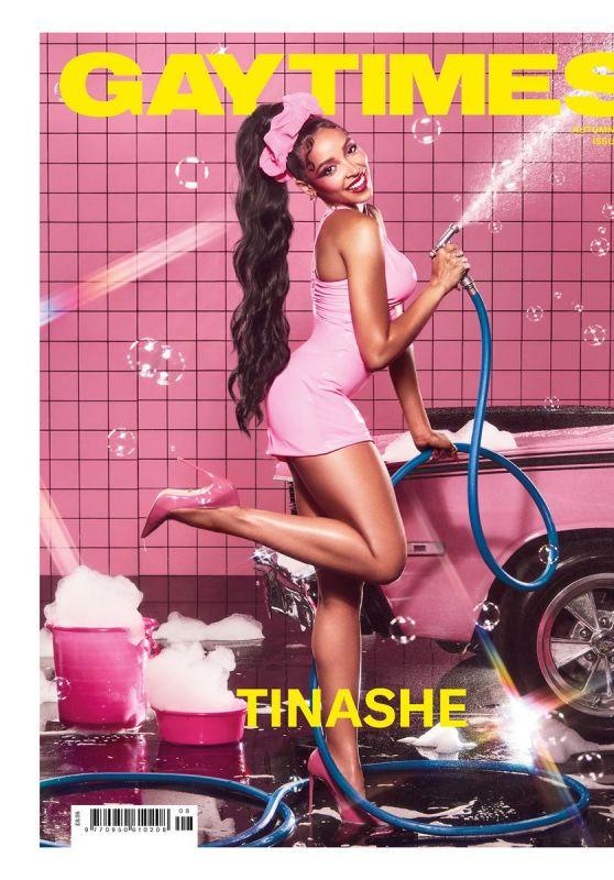 Tinashe - GayTimes Magazine August 2020