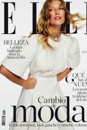 Toni Garrn - ELLE Spain September 2020 Issue