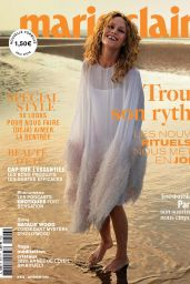 Vanessa Paradis - Marie Claire Magazine France September 2020 Issue