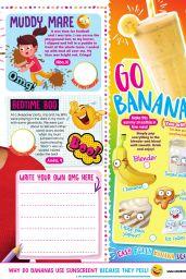 Zendaya - Go Girl Magazine August 2020 Issue