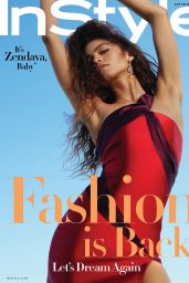 Zendaya - InStyle Magazine September 2020 Issue