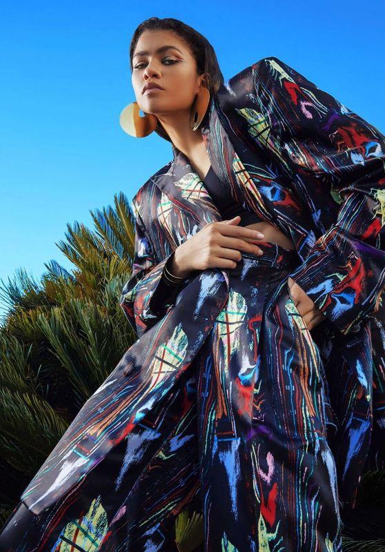 Zendaya - InStyle Magazine September 2020 Photos