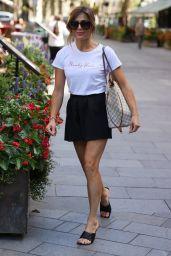 Zoe Hardman in Shorts - London 08/20/2020