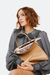 "Zoey Deutch - Fendi ""Peekaboo ISeeU"" Campaign Photoshoot 2020"
