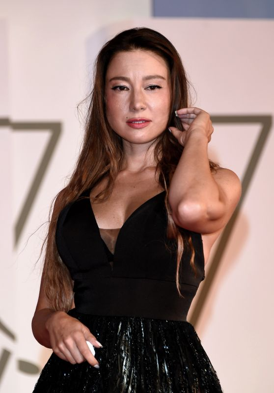 "Ada Hong Hu - ""The Duke"" Premiere at the 77th Venice Film Festival"