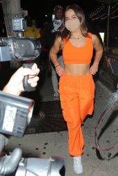 Addison Rae at Saddle Ranch in West Hollywood 09/10/2020