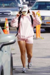 Addison Rae - Heading to the Gym in West Hollywood 09/25/2020