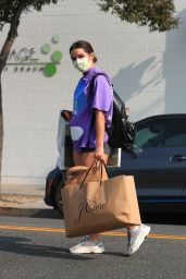 Addison Rae - Shopping in Beverly Hills 09/16/2020