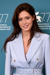 """Adele Exarchopoulos - """"Mandibules"""" Photocall at the 77th Venice Film Festival"""
