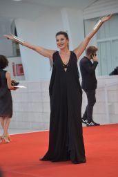 """Alba Parietti – """"Notturno"""" Premiere at the 77th Venice Film Festival"""