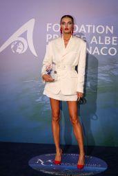 Alina Baikova – Monte-Carlo Gala For Planetary Health in Monte-Carlo 09/24/2020