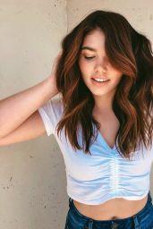 Alisha Newton - Social Media Photos 09/04/2020