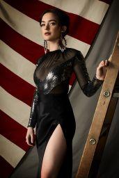 "Amalia Holm – ""Motherland: Fort Salem"" Promo Shoot (part II)"